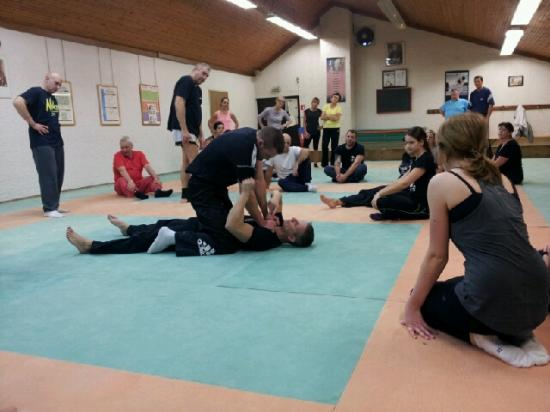 stage de self defense de novembre